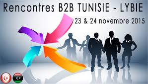 RENCONTRES PROFESSIONNELLES « B2B » TUNISO-LYBIENNES